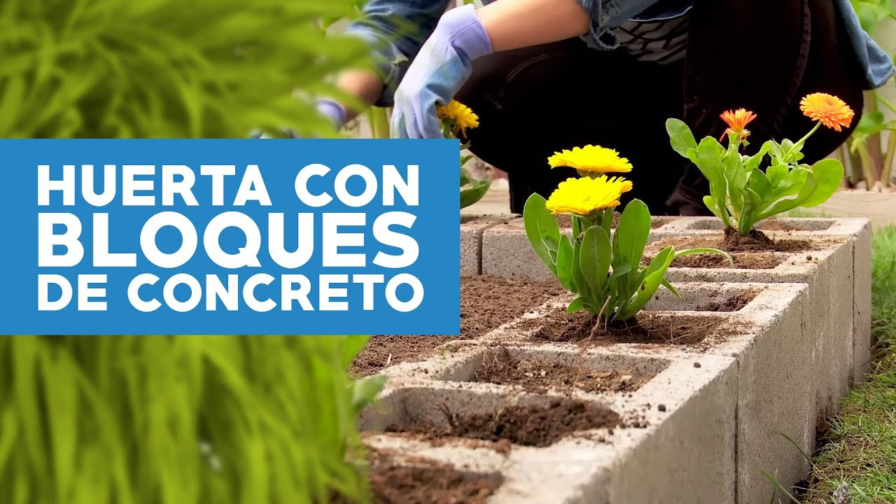 Ideas para decorar su jard n youtube como disenar el for Como hacer mi jardin