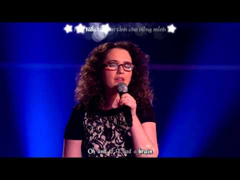 [Lyric+Vietsub] People help the people - Andrea Begley Vs Alice Barlow (The Voice UK SS2)