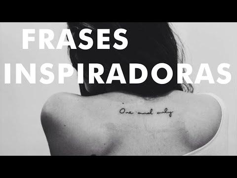 Peque�os Tatuajes de Frases Inspiradoras � Parte I