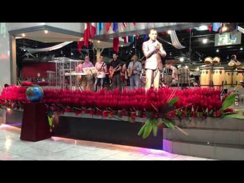 Profeta Ronny Oliveira , Última noche , Worship Center Costa Rica 2013