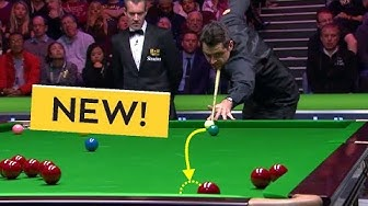 Ronnie O'Sullivan Super Shots Compilation (Triple Crown 2016-2019)