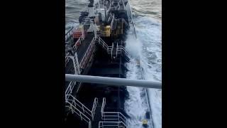 M/T LS Jamie in North Sea