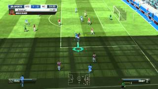 FIFA 13 @ 8600GT Gameplay HD