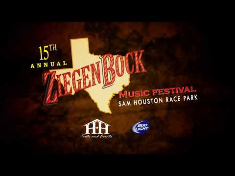 ZiegenBock Music Festival in Houston - October 14, 2017