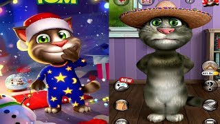 My Talking Tom VS Talking Tom Cat 2 Android Gameplay