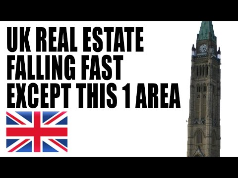 UK Real Estate CRASHING Except In THIS 1 Place! Hint: It's NOT London!