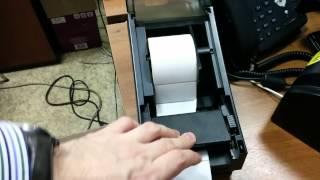 видео Принтер этикеток штрихкода Argox R-400 Plus