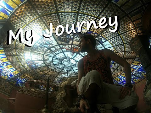 My Journey Across the Globe - Travel Video Montage