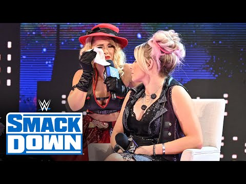 "Alexa Bliss opens up to Nikki Cross on ""A Moment of Bliss"": SmackDown, Sept. 18, 2020"