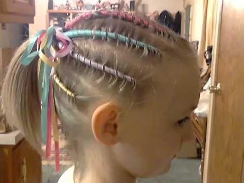 Ribbon Braids Youtube