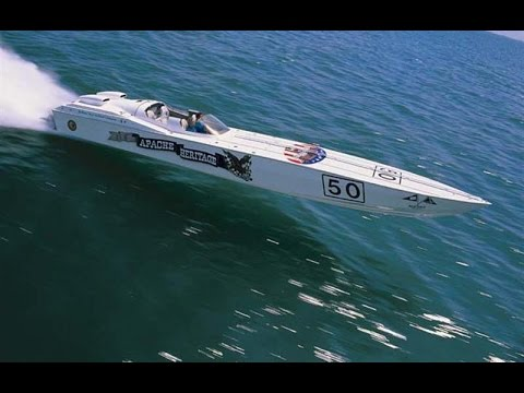 Apache Powerboat: U.S. Legend