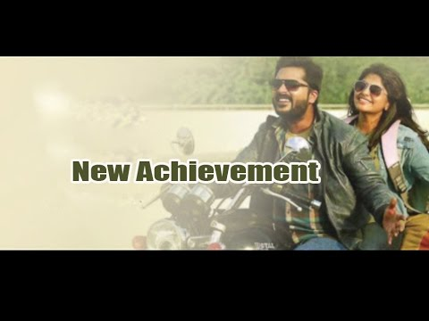 Simbu : New Achievement Creator Of The Song | Acham Ennum Madamaiyada Movie | Thalli Pogathe song