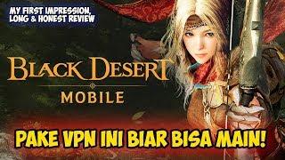 AKHIRNYA! Black Desert Mobile Soft Launch! - Long & Honest Review (Pocophone F1)