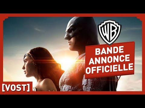 Justice League - Bande Annonce Officielle Héros (VOST)