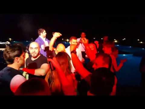 Till Lindemann танцует. (Редкое явление) Баку, Азербайджан.