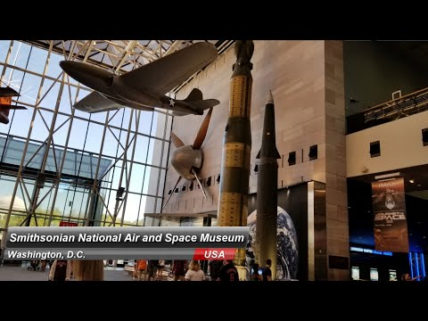 Smithsonian National Air and Space Museum – Washington, D.C.