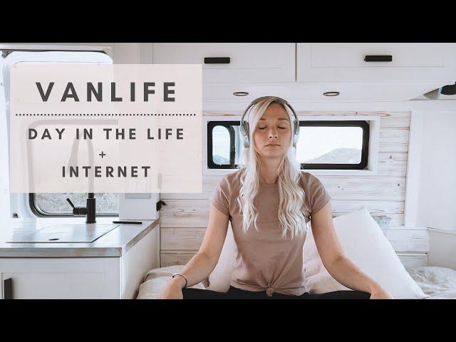 Van Life | How to Get Internet & Wifi