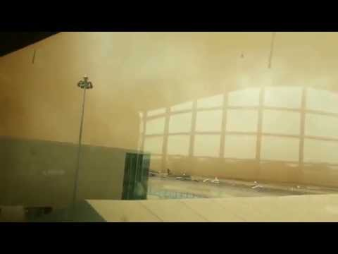Dust Storm in