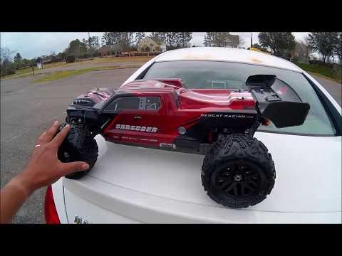 REDCAT RACING SHREDDER - OVER 60 BASHES & CRASHES! 4 MONTH UPDATE