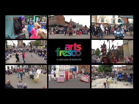 Arts Fresco (Street Theatre Festival 2017)