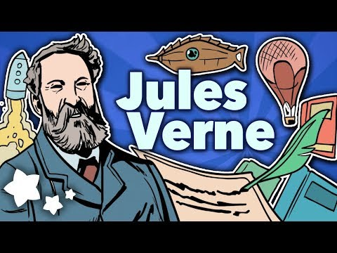 The History of Sci Fi  Jules Verne  Extra Sci Fi  1