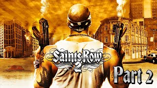 Saints Row 2:Gameplay Walkthrough Part 2 (HD) [ PS3 | PC | XBOX 360 ]
