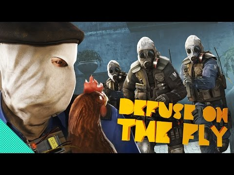 (SFM) Defuse on the Fly CS:GO [SAXXY 2014]