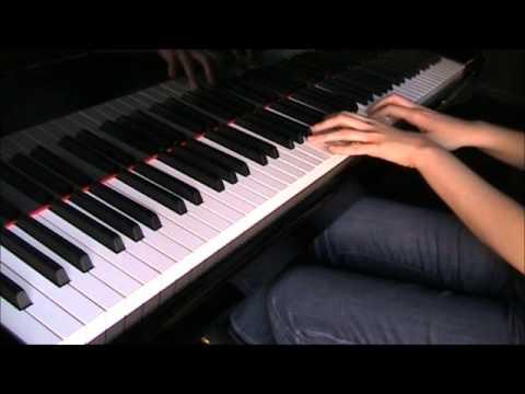 Kingdom Hearts Dearly Beloved - Hikari piano arrangement