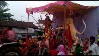 Durga Devi Visarjan ,apsara talkij road Yavatmal, Yavatmal Navratri- Must Watch!