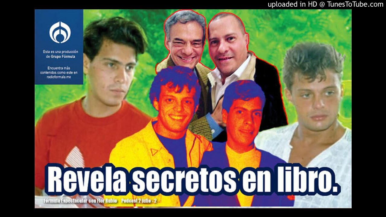 Revela secretos de famosos el periodista Víctor Hugo Sánchez. F.E. con Flor Rubio. 2/7-2
