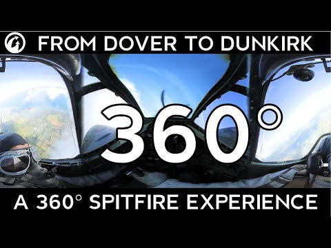 From Dover to Dunkirk: A 360° Spitfire Experience