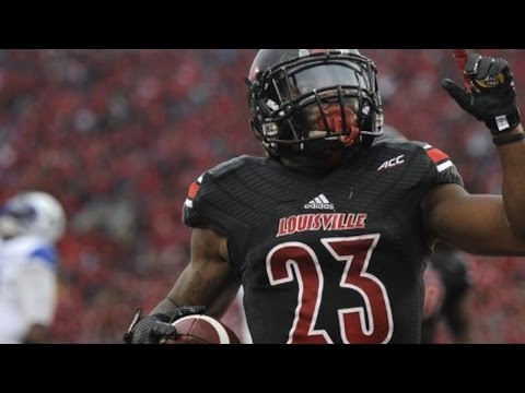 Brandon Radcliff || Official Louisville Highlights