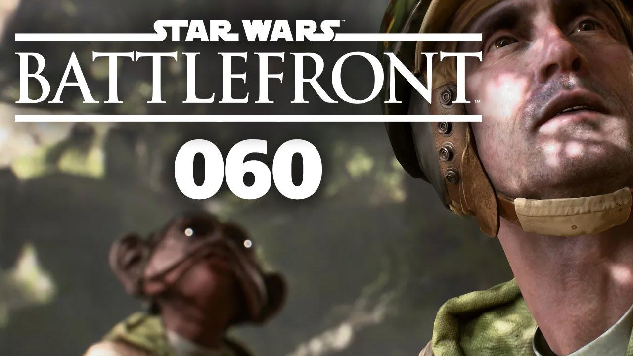 stars 060_STAR WARS: BATTLEFRONT #060 - Der Meister der Dropzone - YouTube