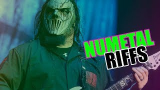 7 Nu Metal Guitar Riffs That Will Rock Your Socks Off! Jamie Slays UK