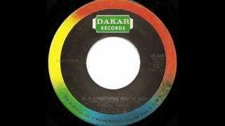 TYRONE DAVIS - IS IT SOMETHING YOU