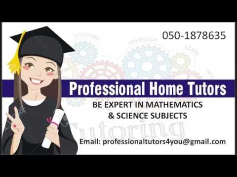 Professional Home Tutoring services in UAE, Dubai, Sharjah, Ajman, Umm al-Quwain,