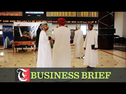 Business Brief - Trading volumes fall on Muscat bourse