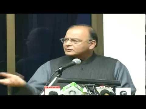 "Valedictory Speech by Shri Arun Jaitley on ""Article 370"" at India International Centre, New Delhi"