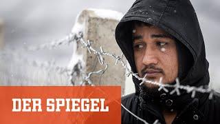Verlassen in der Kälte: Geflüchtete in Bosnien-Herzegowina: