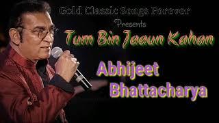 Tum Bin Jaaun Kahan - Abhijeet Bhattacharya - Tribute To Kishore Kumar - Ankit Badal AB