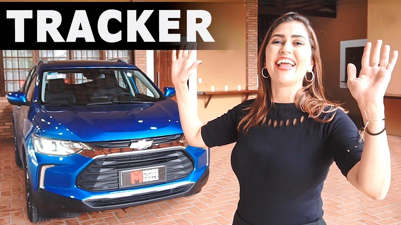 Novo Chevrolet Tracker 2021: Consumo, Preço e Test drive Completo