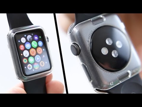 Apple Watch Clear Flexible Case [Review]