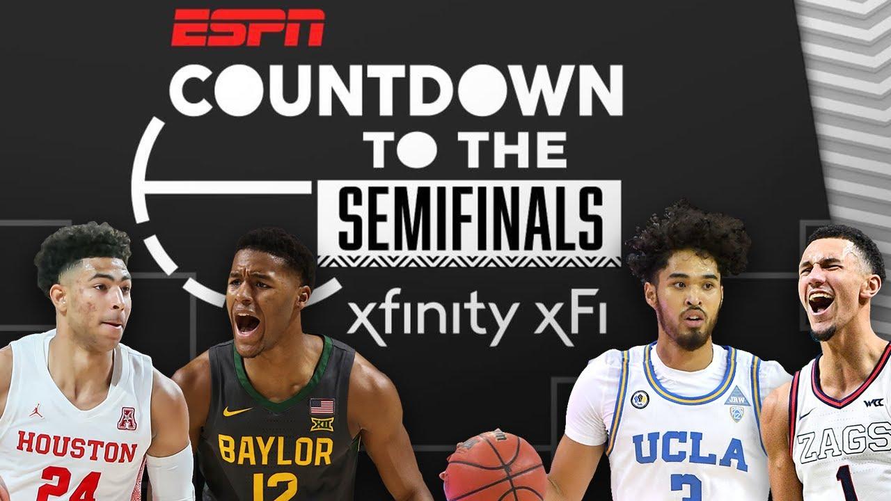 2021 NCAA Final Four live updates: Gonzaga vs. UCLA score ...