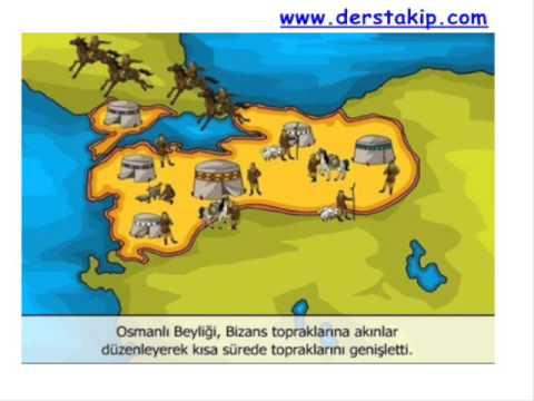 ders takip yayınları 10.sınıf tarih osmanlı devletinin kuruluşu