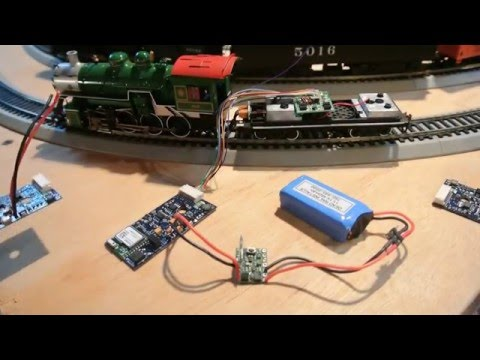 BlueRail Trains – Dead Rail plug-&-play kit (battery power)