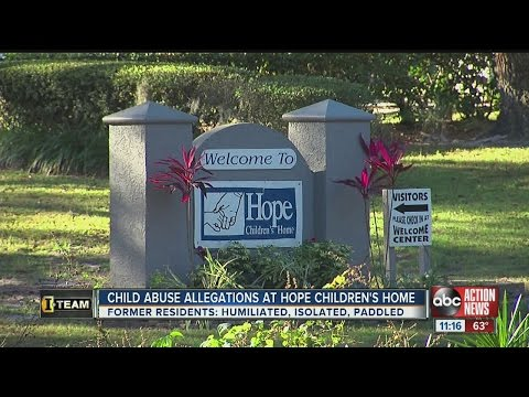 Former Hope Children's Home residents allege frequent paddlings, isolation and humiliation at home