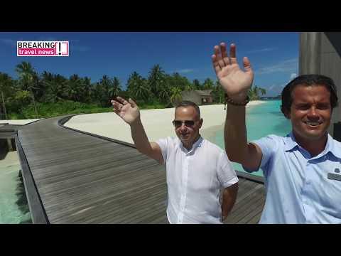 Breaking Travel News interview: Alexander Blair, general manager, The St Regis Vommuli Resort