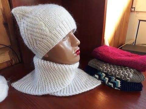 Страна мам шапки крючком зимние шапки