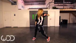 Chachi Gonzales You're Not My Girl  by Ryan Leslie   WOD