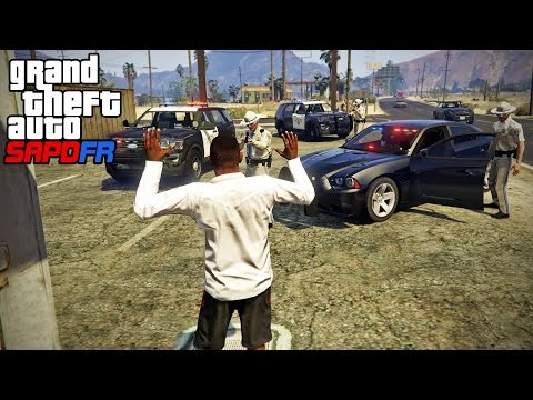 GTA SAPDFR - DOJ 10 - Assaulting Civilians...